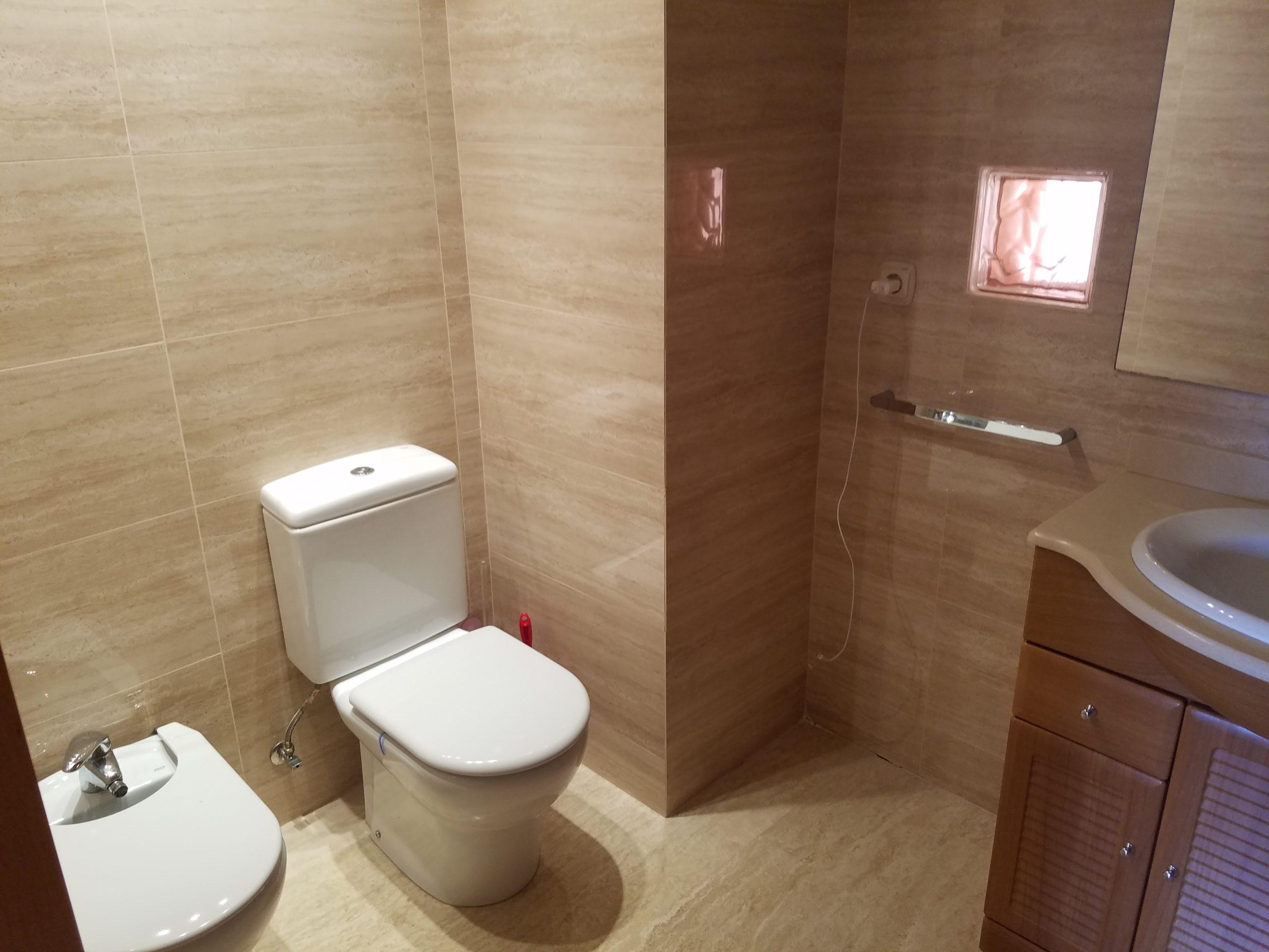 Piso de 2 habitaciones en urbanización de Lujo