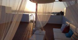 Atico frente al mar – Urb. Sa Calma – San Josep